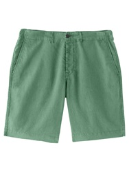 Jigsaw Dye Chino Shorts Green