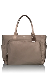 Tumi 'Mansion' Shoulder Tote Fossil
