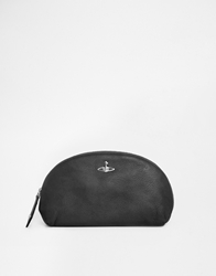 Vivienne Westwood Orb Make Up Bag Black
