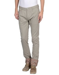 Simbols Casual Pants Light Grey