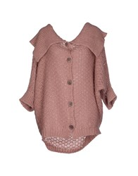 European Culture Knitwear Cardigans Women Khaki