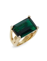 Kate Spade Hidden Gems Emerald Cut Ring