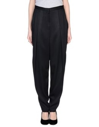 The Row Casual Pants Black