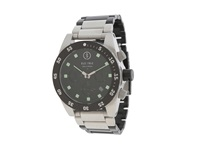 Electric Eyewear Dw01ss Black Stainless Watches Gray