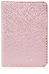 Marc Jacobs Leather Travel Wallet Rose