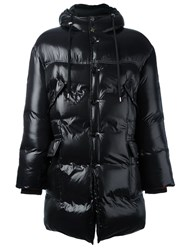 Raf Simons Padded Coat Black
