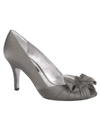 Nina Forbes Evening Pumps Women's Shoes Steel