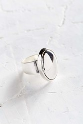 Urban Outfitters Cait Silver Statement Ring
