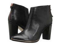 Ted Baker Lorca 3 Black Leather Women's Boots