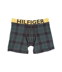 Tommy Hilfiger Bold Metallic Boxer Brief Hunter Men's Underwear Green