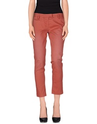 At.P. Co At.P.Co Casual Pants Brick Red