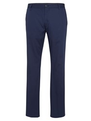Hugo Heldor Slim Fit Chino Trouser Navy