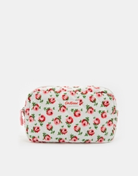 Cath Kidston Quilted Double Zip Cosmetic Bag Buttonrose