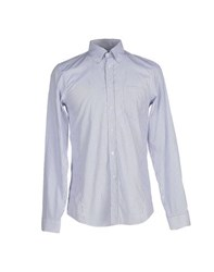 Jil Sander Shirts Shirts Men Blue