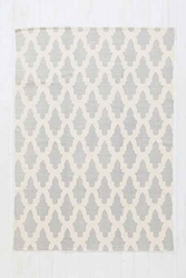 Magical Thinking Flourish Tile Handmade Rug Urban Outfitters