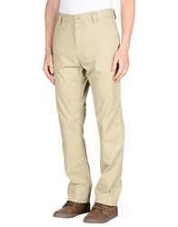 Timberland Trousers Casual Trousers Men Beige