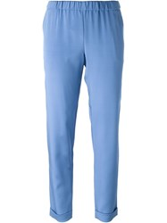 P.A.R.O.S.H. 'Sechiny' Trousers Blue