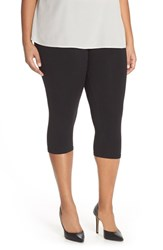 Plus Size Women's Nordstrom 'Go To' Capri Leggings