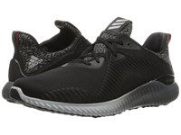 Adidas Alpha Bounce Black Silver Metallic Granite Men's Running Shoes