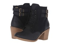 Roxy Tempe Black Women's Boots