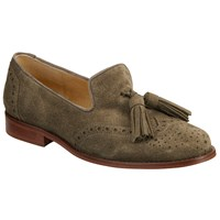 John Lewis Collection Weekend By Gusta Loafers Grey