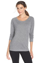 Alternative Apparel Slouchy Jersey Pullover Eco Grey
