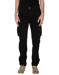 Guess Casual Pants Black