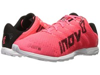 Inov 8 F Lite 195 Neon Pink Black White Running Shoes
