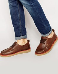 Firetrap New England Deck Shoes Brown