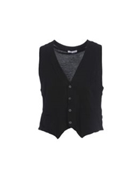 Almeria Vests Dove Grey