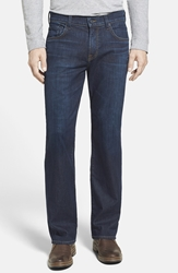 7 For All Mankind 'Austyn Luxe Performance' Relaxed Straight Leg Jeans North Pacific