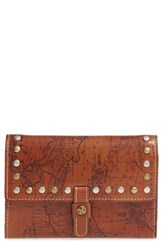Patricia Nash Women's 'Signature Map Colli' Leather Wallet