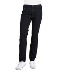 Bugatti Five Pocket Cotton Stretch Pants Blue