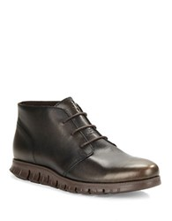 Cole Haan Zerogrand Chukka Boots Copper Metal