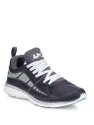 Athletic Propulsion Labs Prism Mesh Running Sneakers Cosmic Grey