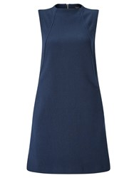 Selected Femme Inca Sleeveless Sweat Dress Dark Navy Melange