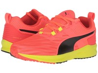 Puma Ignite Xt V2 Red Blast Safety Yellow Men's Running Shoes