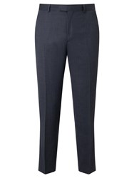 Daniel Hechter Pindot Tailored Suit Trousers Charcoal