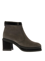 Purified Patricia 1 Nubuck Leather Boots