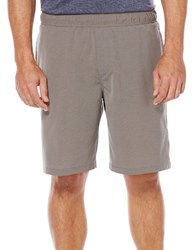 Callaway Training Zipped Shorts Grey