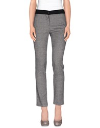 Ottod'ame Trousers Casual Trousers Women Grey