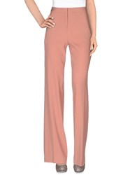 Alberta Ferretti Trousers Casual Trousers Women Skin Color