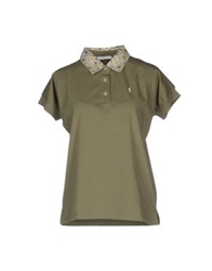 Siviglia Polo Shirts Military Green