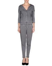 Red Soul Dungarees Trouser Dungarees Women Grey