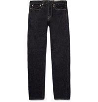 Kapital Slim Fit Selvedge Denim Jeans Indigo