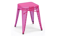 Marais Stool 18 In Perforated Design Within Reach