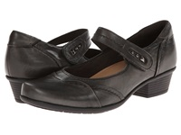 Earth Clover Grey Brush Off Leather Women's Shoes Bronze