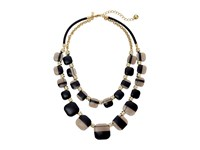 Kate Spade Color Block Double Strand Necklace