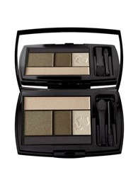Lancome Color Design Eye Brightening All In One 5 Shadow And Liner Palette Golden Sage
