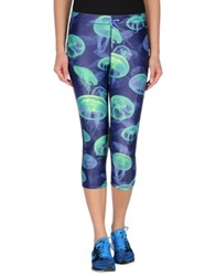 Roxy Leggings Dark Blue